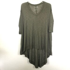 Free People We The Free Oversized Thermal Top S